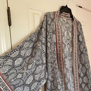 Max Studio Kimono 1X